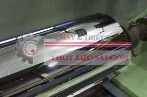 Công nghệ đánh bóng bê mặt trục lô Mạ Crom Cứng
