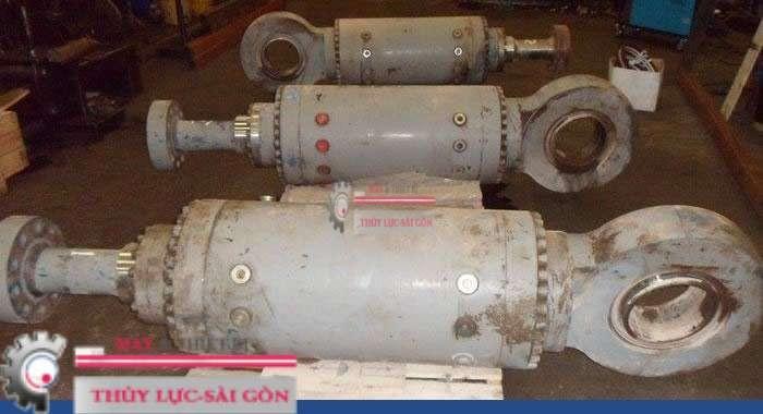 Hydraulic cylinder repair like new