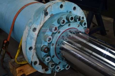 Repair Hydraulic Cylinder Hatch Cover